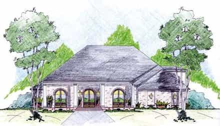 House Plan 56297