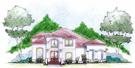 House Plan 56298