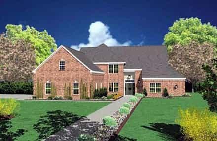 House Plan 56304