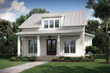 House Plan 56721