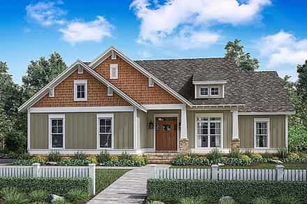 House Plan 56901