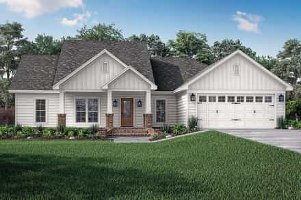 House Plan 56902