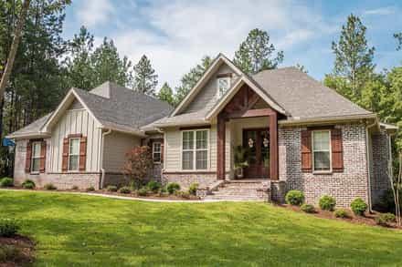 House Plan 56903