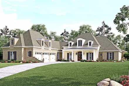 House Plan 56929