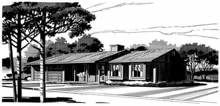 House Plan 57347
