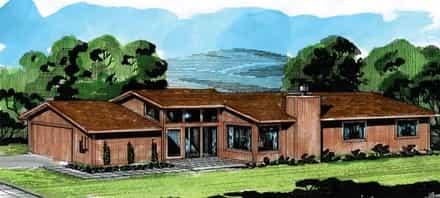 House Plan 57358