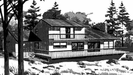 House Plan 57404