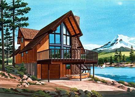 House Plan 57411