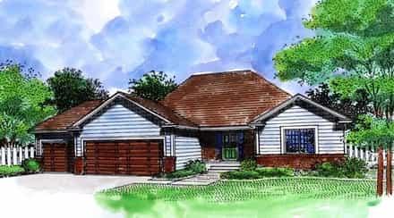 House Plan 57476