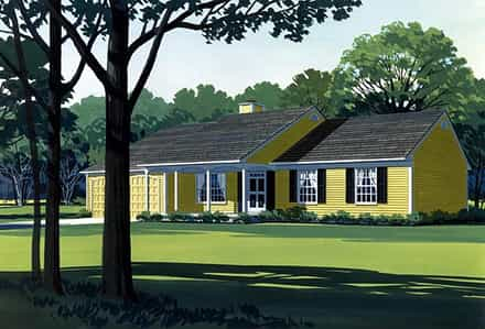 House Plan 57526