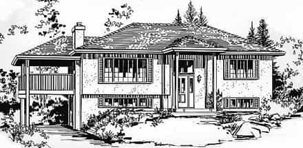 House Plan 58858