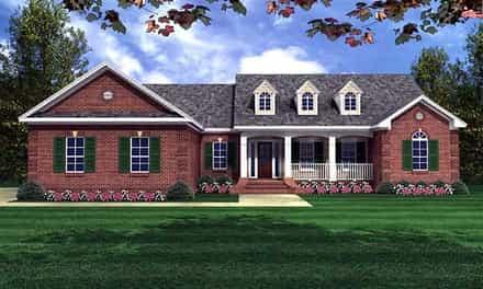 House Plan 59070