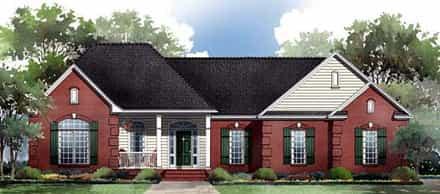 House Plan 59087