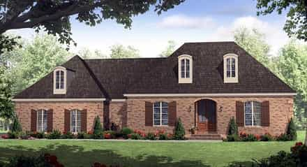 House Plan 59158