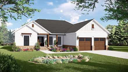 House Plan 60105