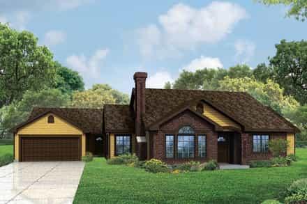 House Plan 60959