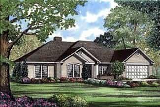 House Plan 61170
