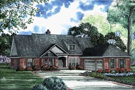 House Plan 62217