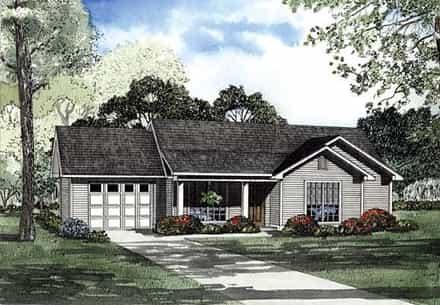 House Plan 62276