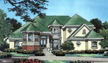 House Plan 63024