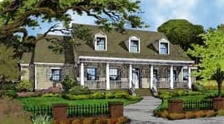 House Plan 63071