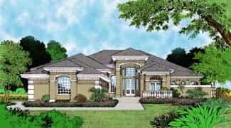 House Plan 63072