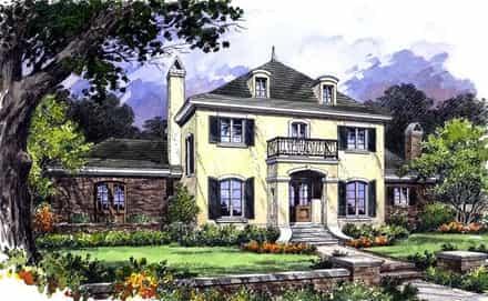 House Plan 63073