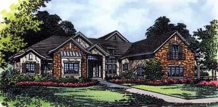 House Plan 63159