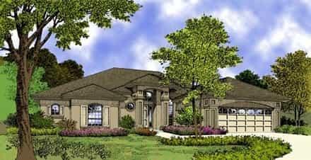 House Plan 63296