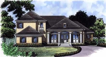 House Plan 63359
