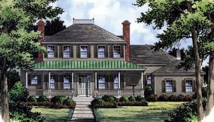 House Plan 63360