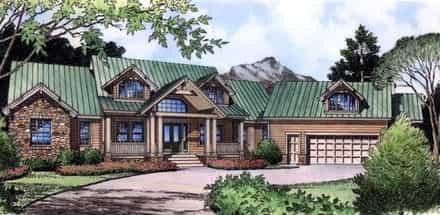House Plan 63361