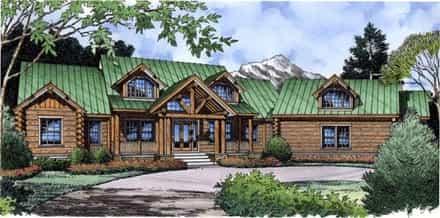 House Plan 63362