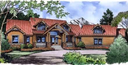 House Plan 63363