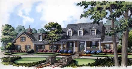 House Plan 63381