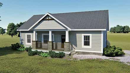 House Plan 64589