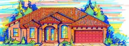 House Plan 64607