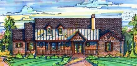 House Plan 64610