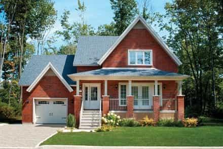 House Plan 65150