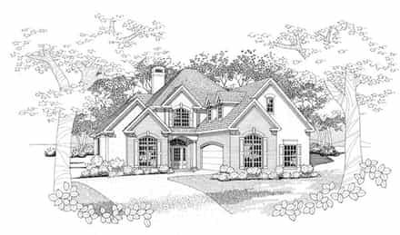 House Plan 65837
