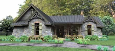 House Plan 65874