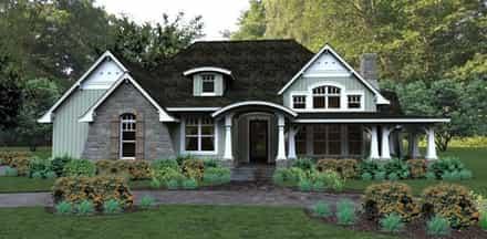 House Plan 65875