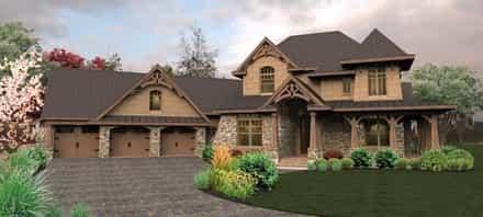 House Plan 65880