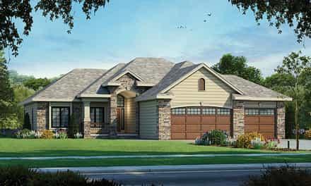 House Plan 66597