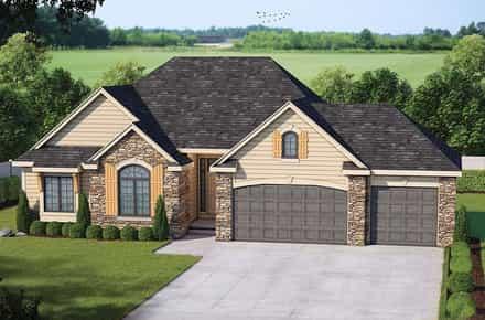 House Plan 66600