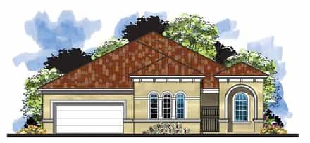 House Plan 66931