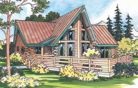 House Plan 69357