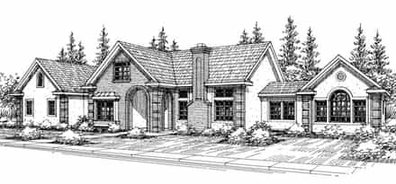 House Plan 69425
