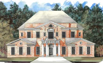 House Plan 72158