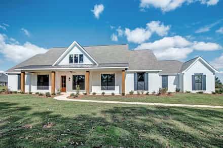 House Plan 74637